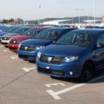 Producţia uzinei Dacia a depăşit 310.00 de vehicule