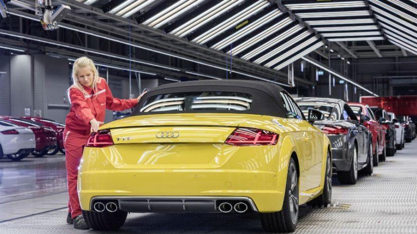 Uzina Audi Gyor