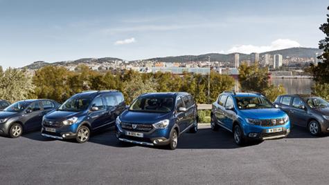 Dacia a atins, în 2018, recorduri istorice de vânzări