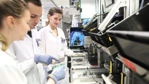 În 11 ani, Continental Timişoara a livrat 92 mil. de componente electronice