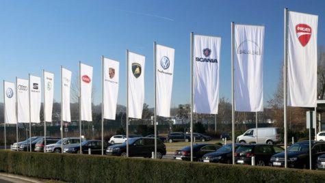 Grupul Volkswagen va renunța la unele brand-uri. Cine rămâne în grup?