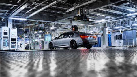 Noul BMW Seria 7 intră în producție la cea mai modernă uzină BMW