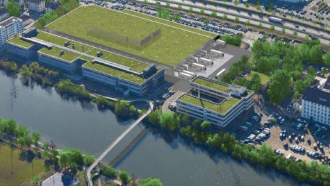 Daimler extinde producţia bateriilor pentru maşini electrice