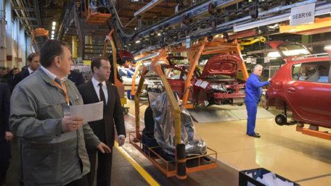 5 constructori auto cer Rusiei plata subvenţiilor promise