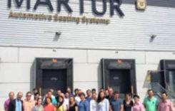 Extinderea fabricii Martur din Oarja, o investiţie cofinanţată prin ajutor de stat