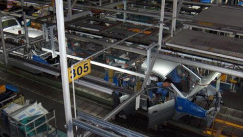OICA: Producţia auto globală scade la 96 mil. vehicule