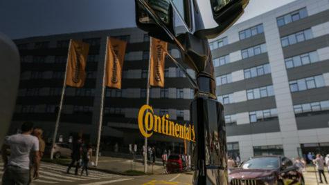 Continental a prezentat la Timişoara tehnologiile maşinilor de mâine