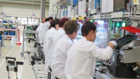 Fabrica Bosch din Blaj a echipat un laborator dedicat pregătirii studenţilor