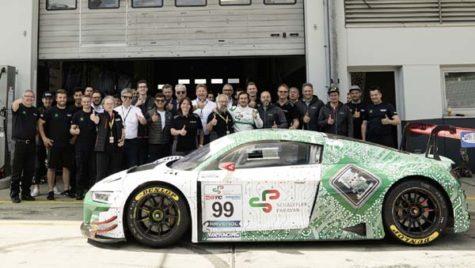 Premieră mondială pentru maşina de curse cu sistem de direcţie prin fir