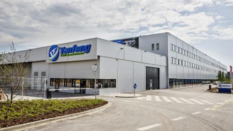 Chinezii de la Yanfeng Automotive Interiors deschid o fabrică în Serbia