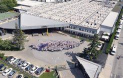 Odelo Farba a inaugurat fabrica de faruri din Bulgaria. Produce pentru Mercedes-Benz