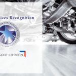 """Best Practices Recognition"" pentru Schaeffler România din partea PSA Peugeot Citroen"