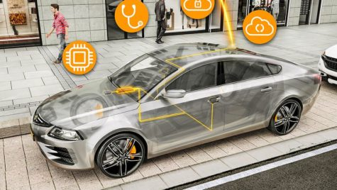 Românii de la Continental au lucrat la serverul care conectează maşinile electrice Volkswagen ID