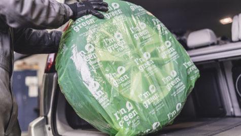 Nokian Tyres, primul producător foloseşte saci ecologici pentru anvelope