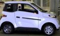 Rusia începe producţia în serie a vehiculului electric Zetta