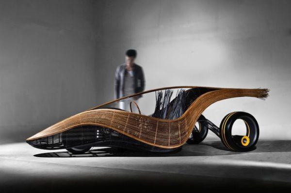 Bambus – materialul viitorului pentru autoturisme