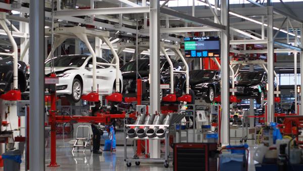 industrie auto