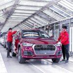 Audi va produce mașini electrice de lux în parteneriat cu FAW, cel mai vechi producător auto din China