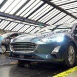 Ford oprește temporar producția modelului Focus în Germania