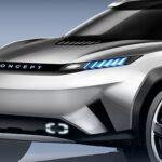 Foxconn a prezentat trei prototipuri de vehicule electrice, inclusiv o berlină dezvoltată cu Pininfarina