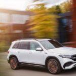 Ungaria a demarat producţia de masă a mașinilor electrice cu modelul Mercedes EQB